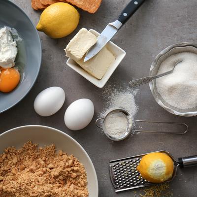 Receta para preparar la mejor cheesecake del otoño