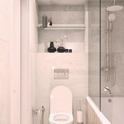 10 cuartos de baño que no te importará compartir con tu familia