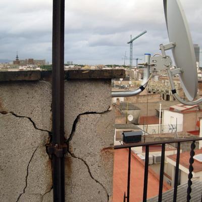 Inspección técnica edificio plurifamiliar