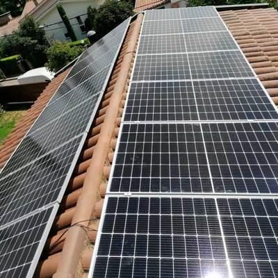Instal·lació fotovoltaica a Tona (Barcelona)