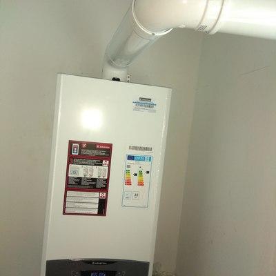 Instalación caldera