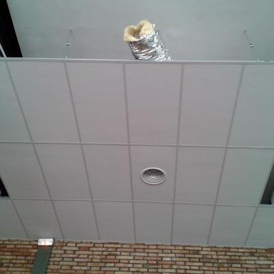 Instalar Aire Acondicionado  Por Conductos En Iglesia