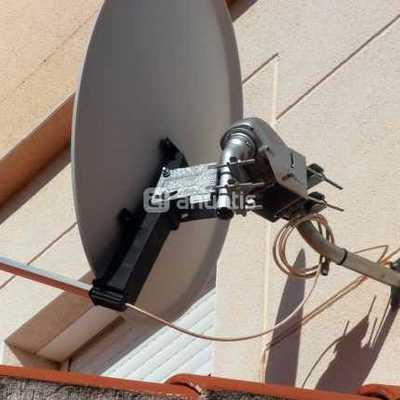 Instalacion De Antena Satelital