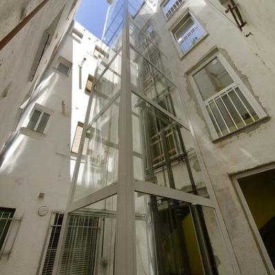 Instalación de ascensor en comunidad