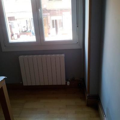 Instalación de calefacción en Barrio Txorierri,en Leioa