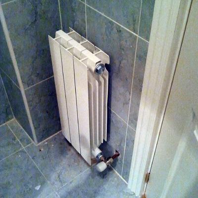 Presupuesto radiadores aluminio online habitissimo - Precio de radiadores de aluminio ...