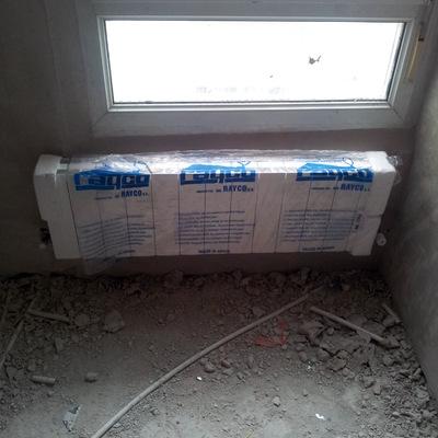 Instalación de calefacción en Santutxu