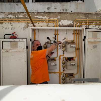 Instalación y Alta de Gas Natural con transformación de aparatos.