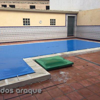 Instalación de Lona de Piscina Pvc en Ciempozuelos - Madrid