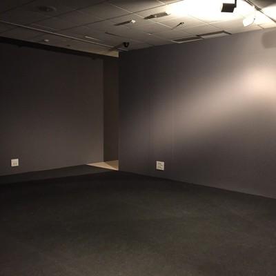 Instalación de moqueta en Sala de Exposiciones de la Diputación Foral de Bizkaia en Bilbao
