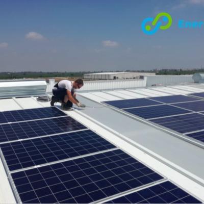 Instalación solar fotovoltaica de autoconsumo