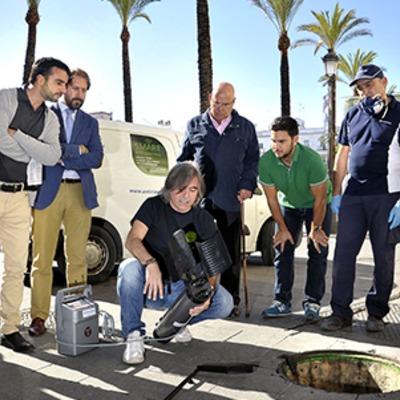 Anticimex instala trampas inteligentes en Jerez de la Frontera