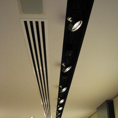 Instalación en una tienda de Moda