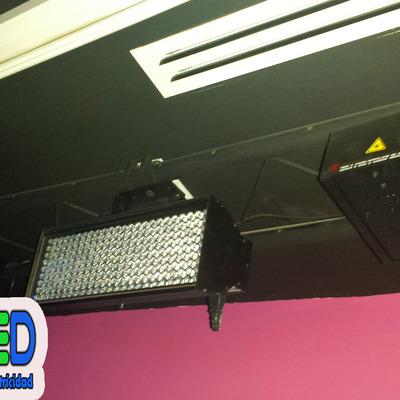 Instalación Led e Iluminación profesional Bar de Copas