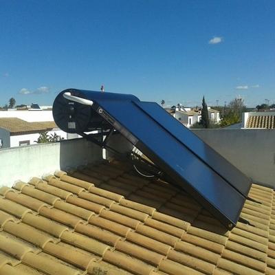 Instalaciones solares térmicas para acs