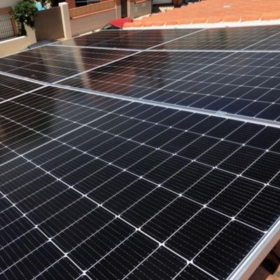 P 6 / Instalación Fotovoltaica Motril - España