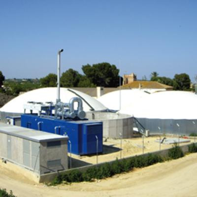 Planta de Biogas Picassent