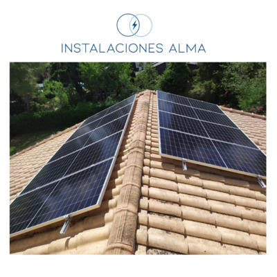 Instalación solar en Alpedrete