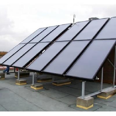 Instalación Solar En Nueva Edificación