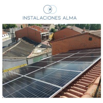 Instalación solar en Valladolid