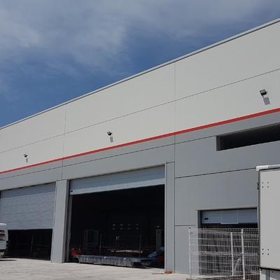 Instalaciones industriales en taller motores Tarrega