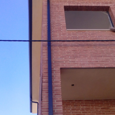 Canalones de aluminio, Tarragona