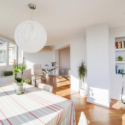 2015 · Proyecto y gestión de rehabilitación de vivienda de 120 m2