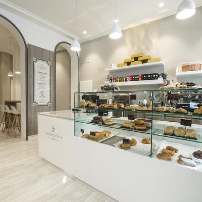 Cafetería/Pastelería La Dolce Vita