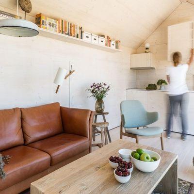 4 Casas construidas por menos de 100.000 euros