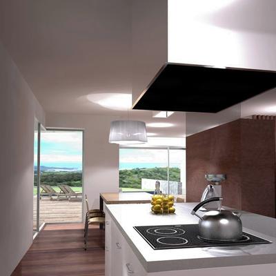 Interior Cocina/comedor