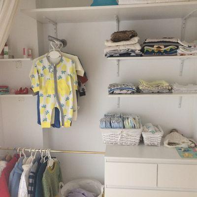Cómo ordenar el armario de los más pequeños