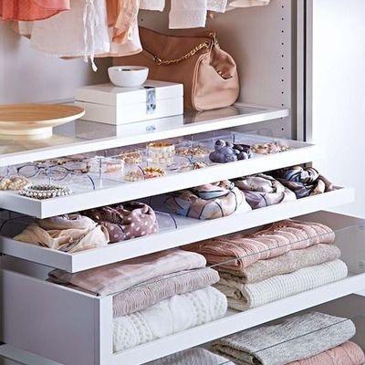 5 objetos que guardar en los armarios que no son ropa