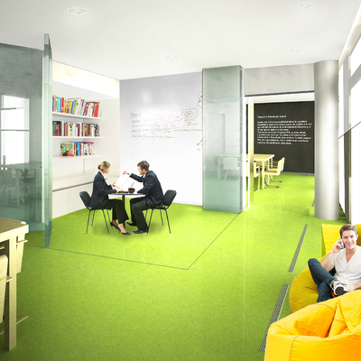 Mainel arquitectura sl madrid for Arquitectura interior sl