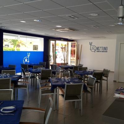 Restaurante - Escuela Hosteleria - Neptuno