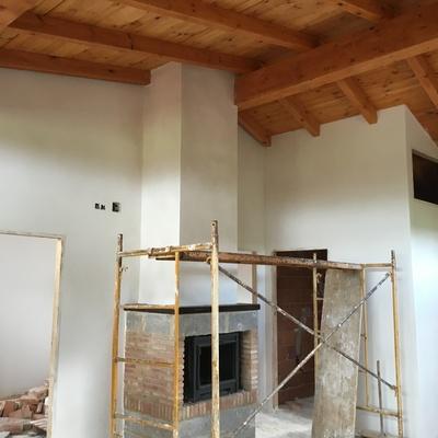 Construcción Casa rustica