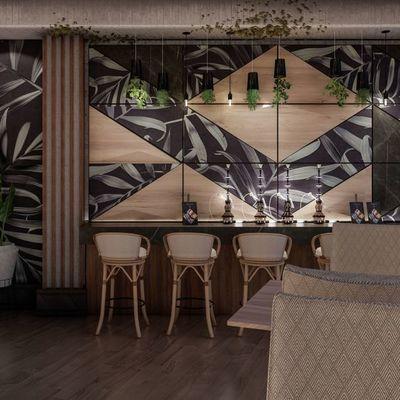 Proyecto diseño TERRAKOTA - Restaurant & Lounge