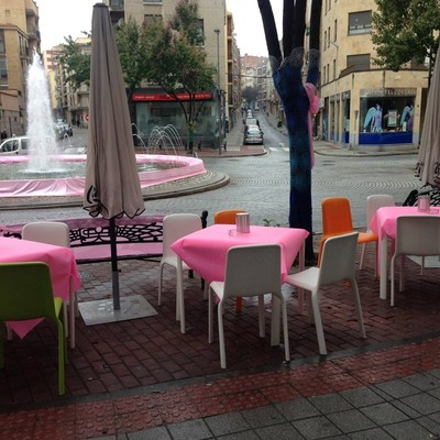 Interiorismo ecléctico en Salamanca: La Salchichería