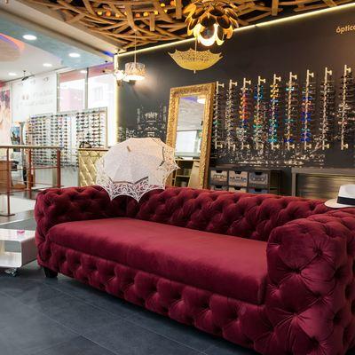 Interiorismo y decoración para un negocio: Óptica Bajo Aragón en Alcañiz