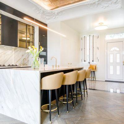 8 tendencias decorativas que puedes aplicar en tu cocina