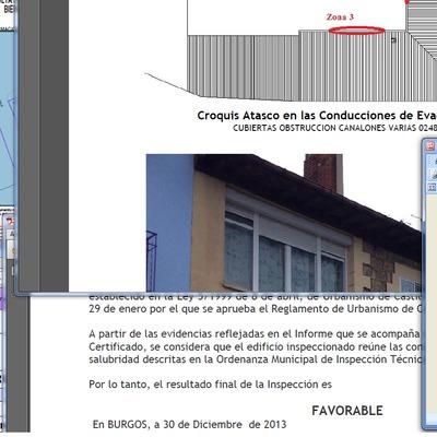 ITE-ITE Unifamiliar en C/ Cortes 18 Burgos