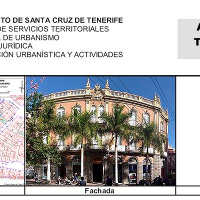 Inspección técnica de edificios/Informe de evaluación de edificios