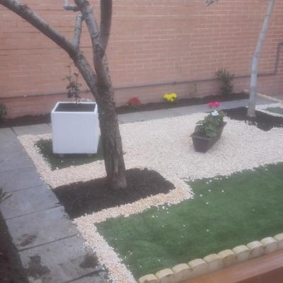 Jardinería diseño y ejecución, Valladolid