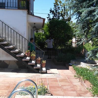 Jardín en Caldes de Montbui