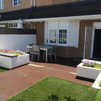 Un jardín para el relax