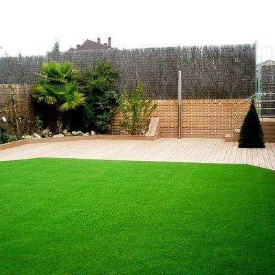 Jardín Urbanización Pinar del Plantío