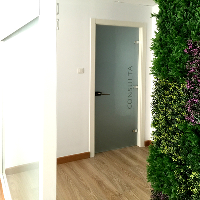 Reforma en clínica dental Málaga
