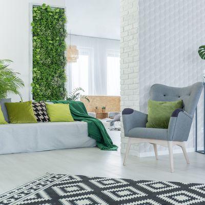 Cómo tener un jardín interior