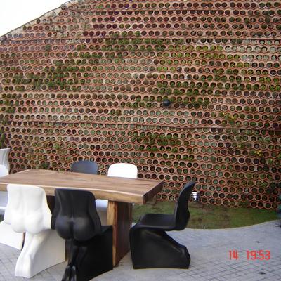 Jardin vertical mod. Eco.Bin