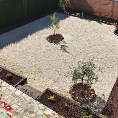 Diseño e implantación de un jardin zen