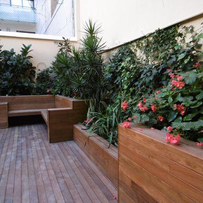 5 reformas que puedes hacer para mejorar tu patio pequeño